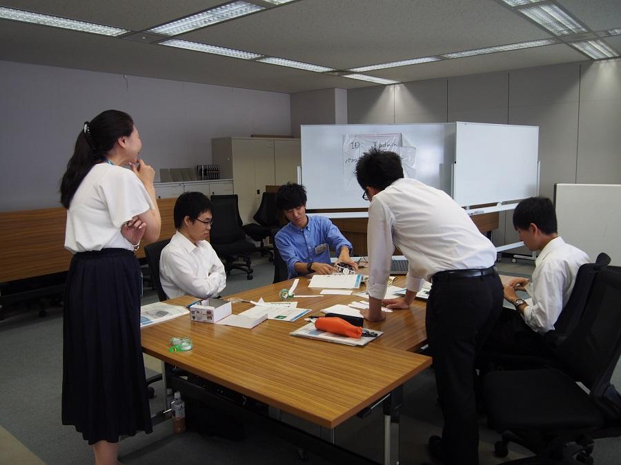 インターンシップ「IT業界とSEの仕事を基礎から理解!」を開催しました